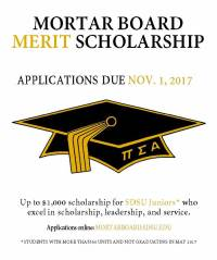 Merit Scholarship Graphic